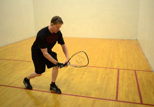 Gestalt Racquetball Stroke – Part 2