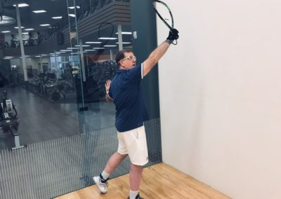 Racquetball lessons and techniques